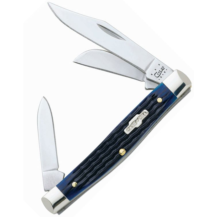 Case Knives Medium Stockman Pocket Knife Stainless Blades